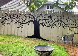 13 Creative Fence Designs To Inspire Your Inner Artist